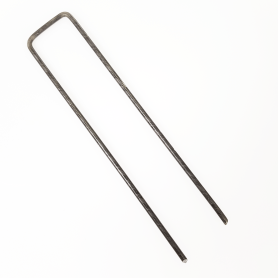 Weed Mat Pins Ground Staples 200mm 50 per packet