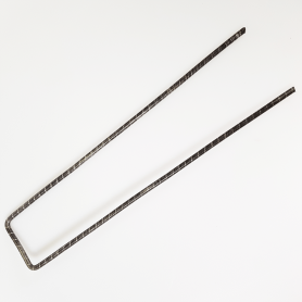 Weed Mat Pins Ground Staples 300mm 50 per packet
