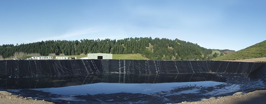 Films & Membranes. Geomembrane and related products.